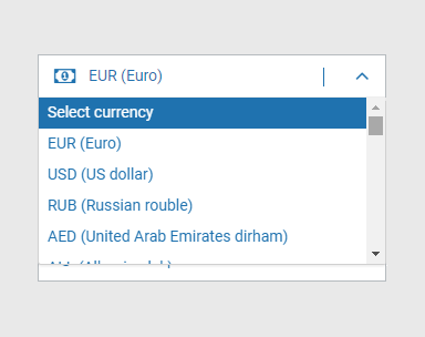 melbet currencies